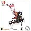 5.5hp de aire tipo- refrigerado por inyección directa de motocultor sierpe de la energía mini rotary tiller