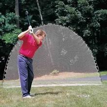 pop up portable golf net- 10 x 10 x 10 impact