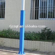 14 years manufacturer 12v street light solar mobile phone charging kiosk solar street lamp