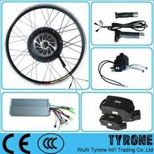 48V 1000W Electric Bicycle Motor Kit, Hub Brushless Motor for E bike