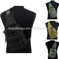 Best molle tactical men sling bag