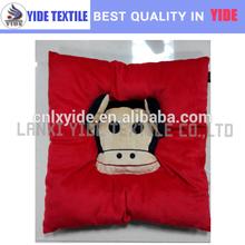 Cute animal Soft plush USB Heating Cushion wheelchair cushion
