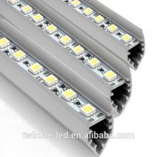 Waterproof IP65 cool white led cabinet lighting rigid bar SMD5050