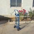 Plegable carro de mano/pesado de transferencia de carga de la carretilla