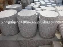 high quality wulian red polished granite block