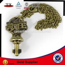promotional key chain charm