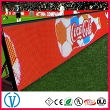 Good stability led display billboard for stadium game