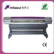 X-Roland high definition eco solvent inkjet printer