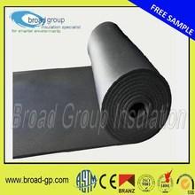 Close cell rubber foam, 6mm rubber foam sheet