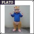 Esquilo fantasias para adultos esquilo traje da mascote