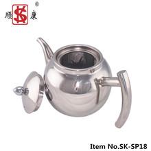 Hot Selling Polishing Stainless Steel 1.8L Coffee & Milk Jugs