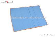 2015 popular! Microfiber bamboo Fabric Yoga Towel With Silica gel point