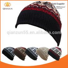 Wholesale Acrylic Knit Hat/Men Acrylic Knit Hat/Acrylic Knit Hat