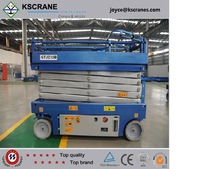 Professional design mobile electric scissor lift