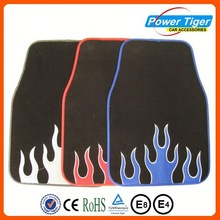 Top quality fashion design heated car floor mats