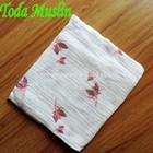 Factory Supply organic muslin blanket