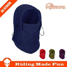 RIGWARL Best Warm Winter Outdoor Sports Fleece Colored Ski Mask