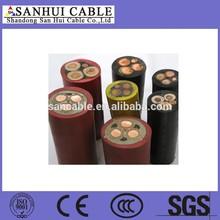 1kv rubber insulated mine rubber sheath mining cable