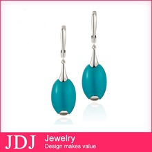Alibaba Jewelry Meaningful Jewellery Fashion Designs Gold Earring New Model 2014