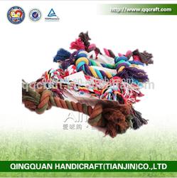 QQ04 Random Color Fashion Dog Chew Toy & Rope Dog Toy