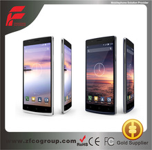 Cheapest price MTK6582 android 4.4.2 high configuration android smart phone Rom8GB+Ram1GB 3G 5.5inch Smartphone
