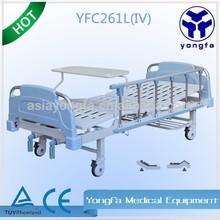 YFC261L(IV)2 cranks manual hospital bed rental