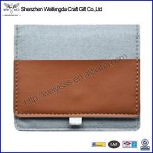 2015 handmade high quality felt material 13 inch tablet pc case