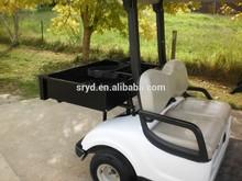 Golf Cart Cargo Box utility carrier for EZGO, CLUBCAR,YAMAHA