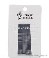 TB04 Classic 5cm Black Hair Bobby Pins