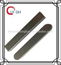 DIN6885 parallel pins low carbon steel flat keys