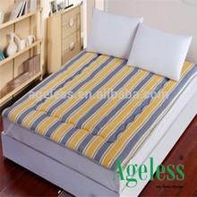 2015 latest mattress design pocket spring mattress topper memory foam