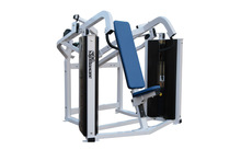 Hammer Strength Machine with weight stack/Shoulder Press H-10