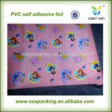 Fashion design decorative self adhesive foil wallpaper decor