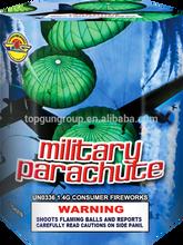 Tga219 19 tiros largos del paracaídas militar