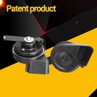 Loud 129db at least for toyota horn 12V super waterproof hole technology car horn