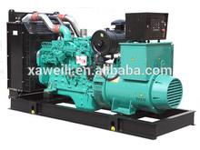 Top brand original factory 250kw 50hz Cumm series diesel generator for sale