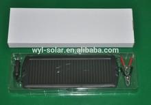 1.5W Soalr Panel DC12V Solar Car Charger