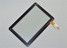 5 points touch surface capacitive screen 5 inch