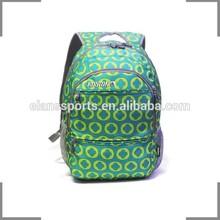 2014 KOSTON branding High quality fashion flower design casual backpack KB050-2