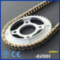 china 14k de la motocicleta de la cadena de oro