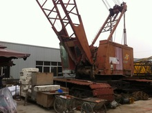 Used Manitowoc crawler crane 4100W, 250 ton , Original from USA