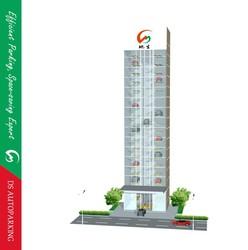 PCS multi levels customized auto car parking tower