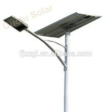 14 years manufacturer 24v street light yingli solar panel outdoor lighting