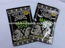 2012 MAYA Small aluminum foil ziplock bag for spice