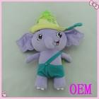 OEM China factory stuffed plush elephant toy