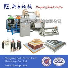 polyurethane sandwich panel machinery