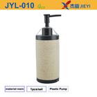 Selling modern sand bathroom decor lotion bottle