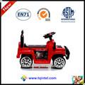 2014 venta caliente de plástico pedal del tractor con la luz y la música