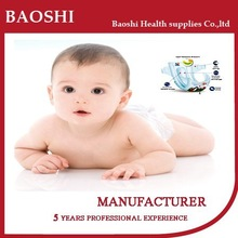 low price dispoable baby diaper in bulk from china manufacturer