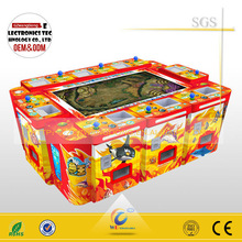 Original IGS fish hunter redemption machine, 8 players profitable video game machine for Casino
